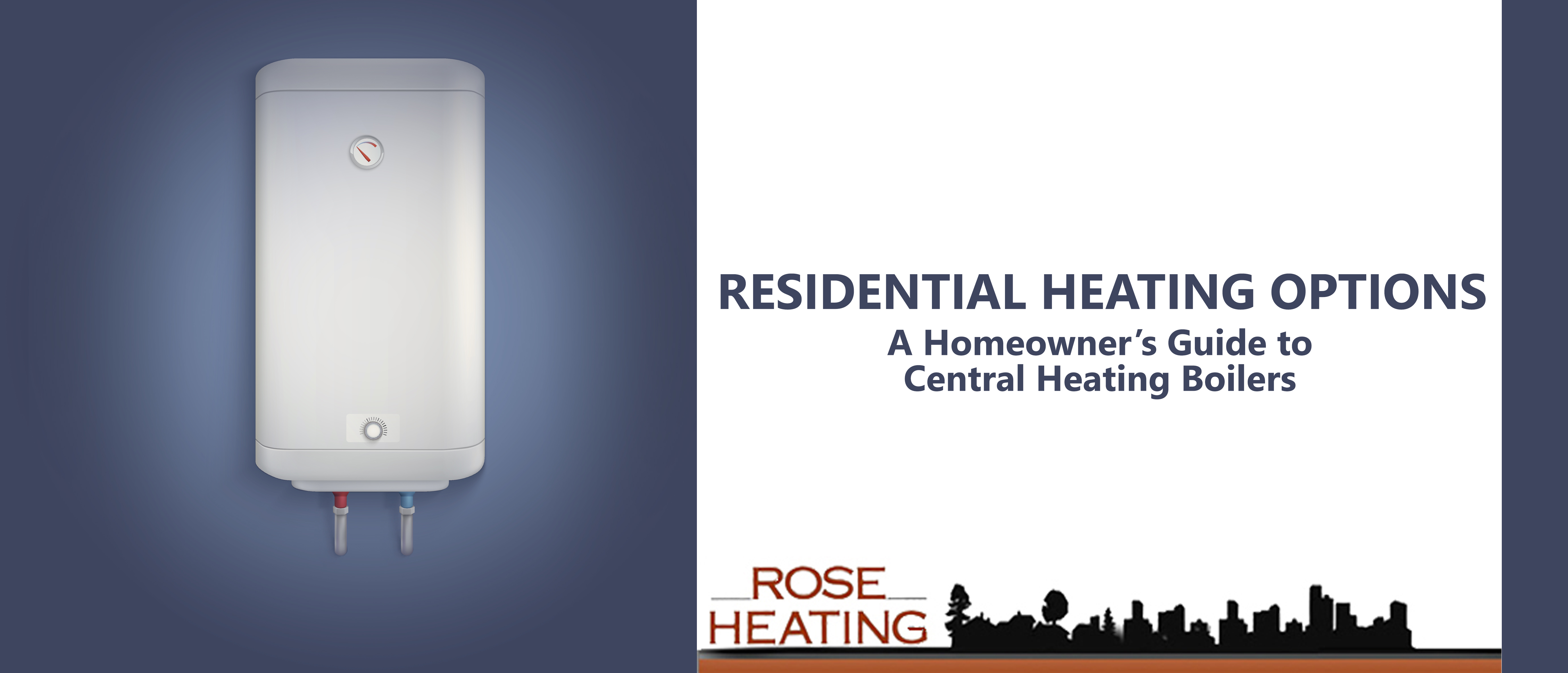 A Quick Guide to Central Heating Boilers