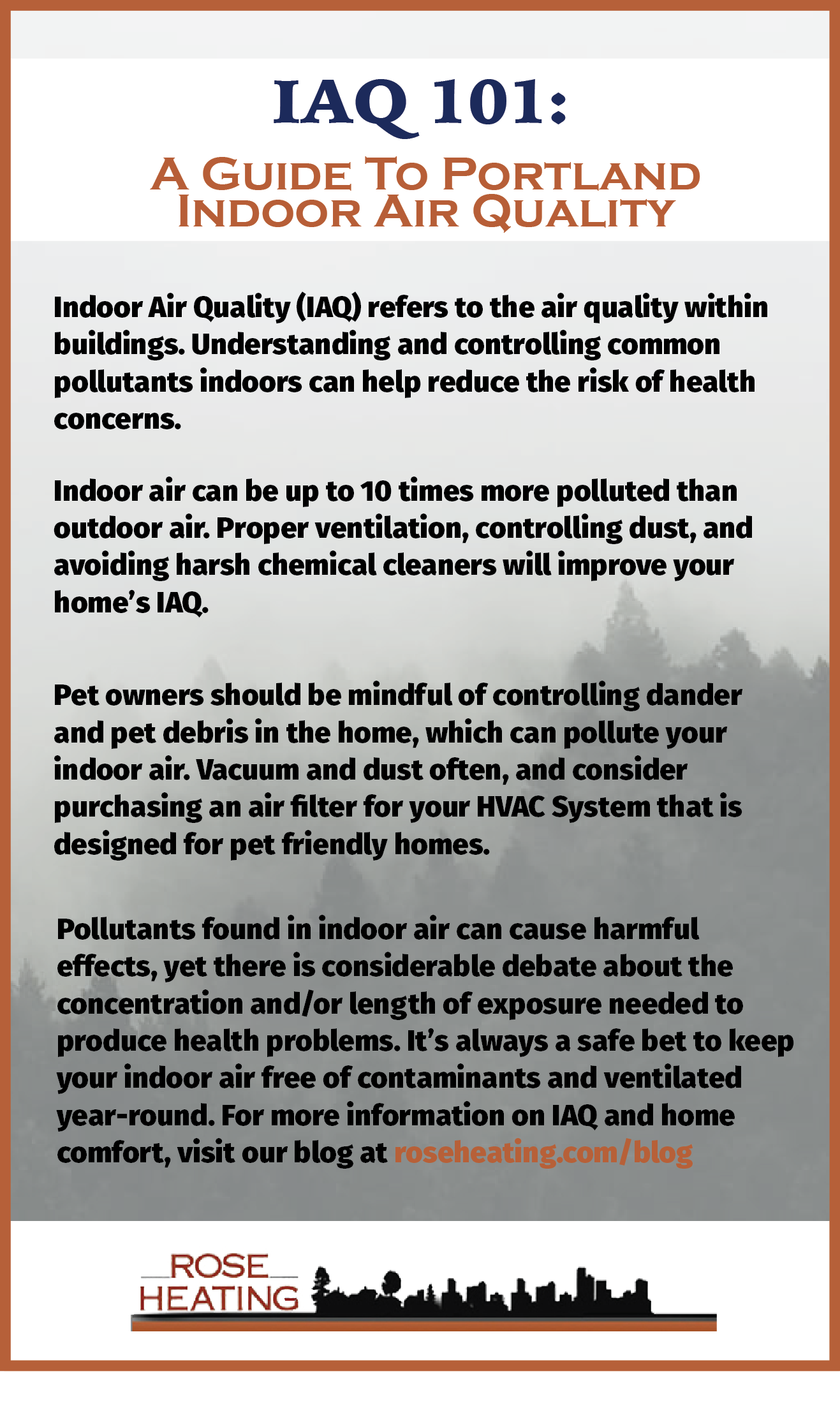 iaq 101 a guide to portland indoor air quality