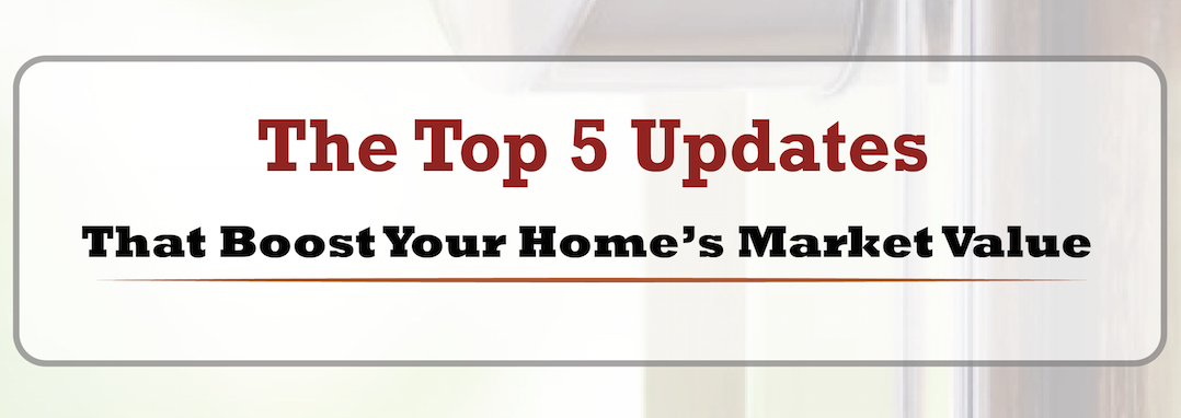 Home Updates for Better ROI
